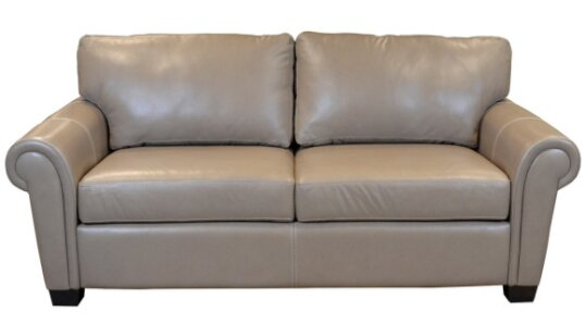 Dream Sations Loveseat By Omnia Leather Bargain