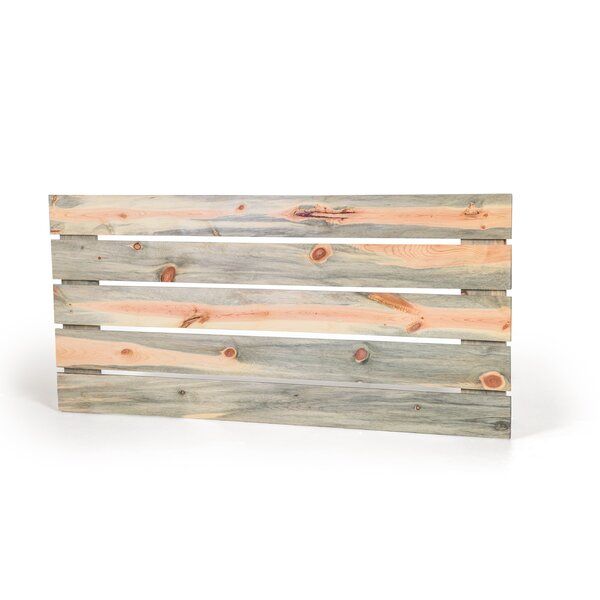 Slat Headboard by Ghost River Furniture