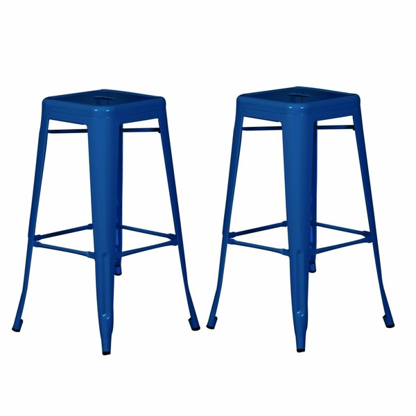Gerner 30 Bar Stool (Set of 2) by Wrought Studio