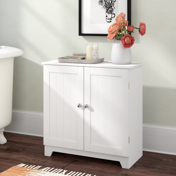 Contemporary Country Double Door 23.6 W x 23.6 H Cabinet by Rebrilliant