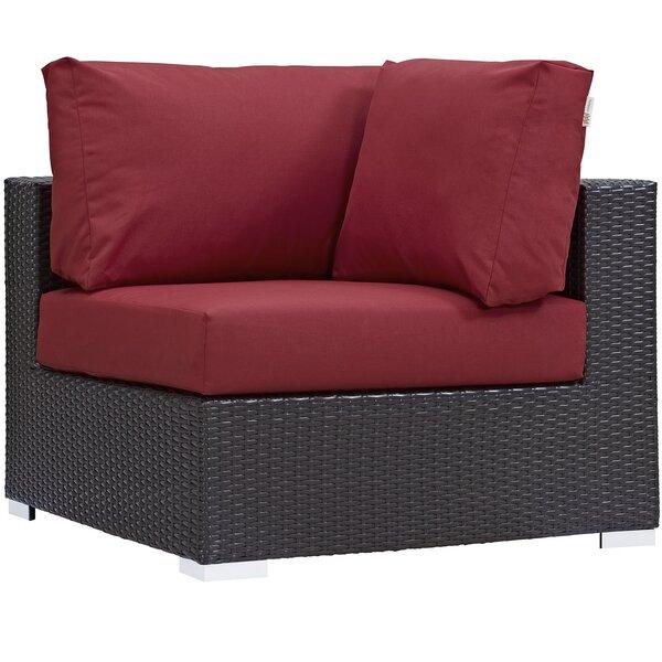 Ryele Corner Chair with Cushions by Latitude Run