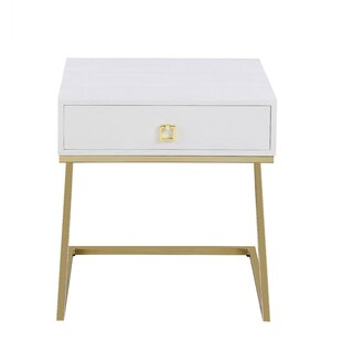 Price Check Flemings End Table with Storage ByEverly Quinn