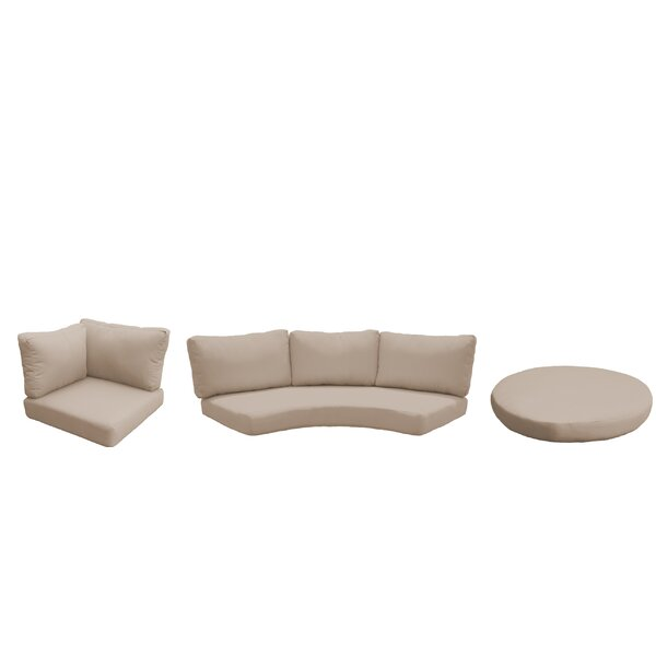 11 Piece Outdoor Cushion Set by Rosecliff Heights Rosecliff Heights