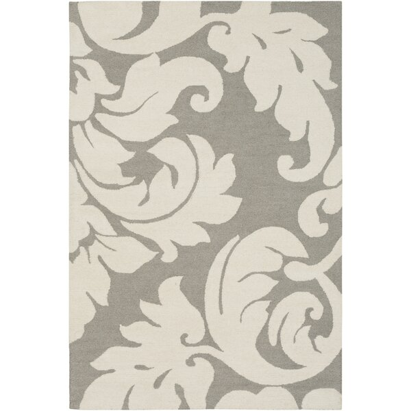Lachance Hand-Tufted Ivory Area Rug by House of Hampton