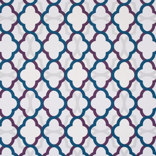 Billows 32.97 x 20.8 Geometric Wallpaper by Walls Republic