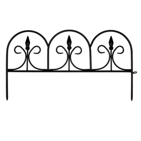 11 in. H x 20 in. W Victorian Edging (Set of 12) by EMSCO Group