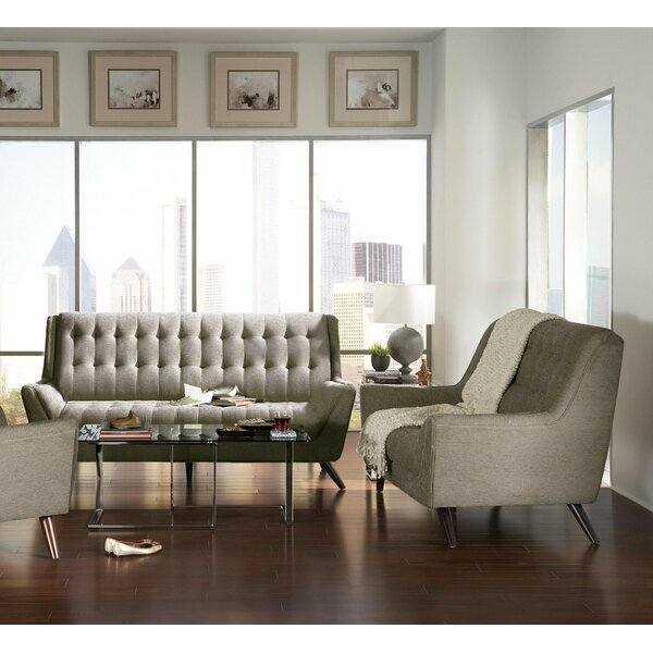 Kaden 2 Piece Living Room Set by Infini Furnishings