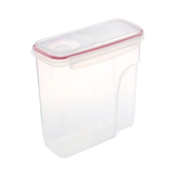 Ultra Single Canister Seal™ Dry 192 Oz. Food Storage Container (Set of 6) by Sterilite
