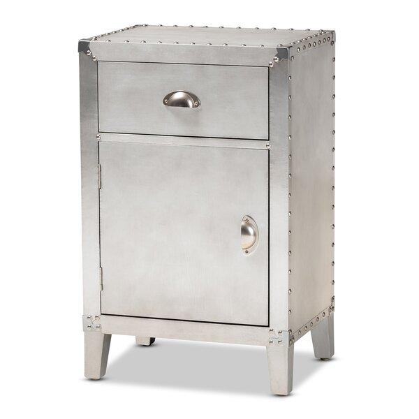 Gelman 1 Door Accent Cabinet