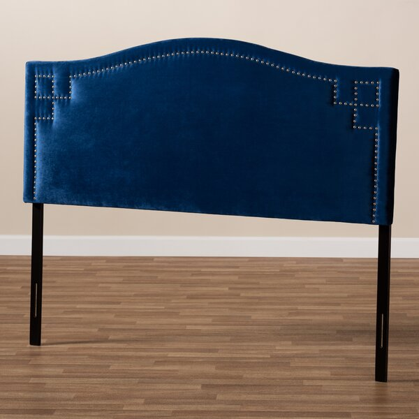 Alonso Upholstered Panel Headboard by Rosdorf Park