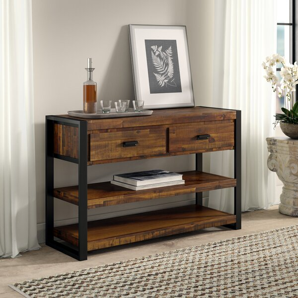 Greyleigh Console Tables With Storage