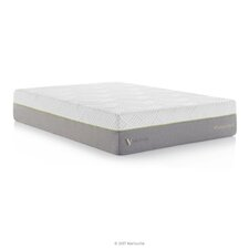 Memory Foam Latex and Innerspring Premium 14 Plush Hybrid Mattress by Wellsville