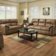 Grizzly Hill Sleeper Living Room Collection by Loon Peak