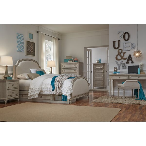 Alaina Panel Configurable Bedroom Set by One Allium Way