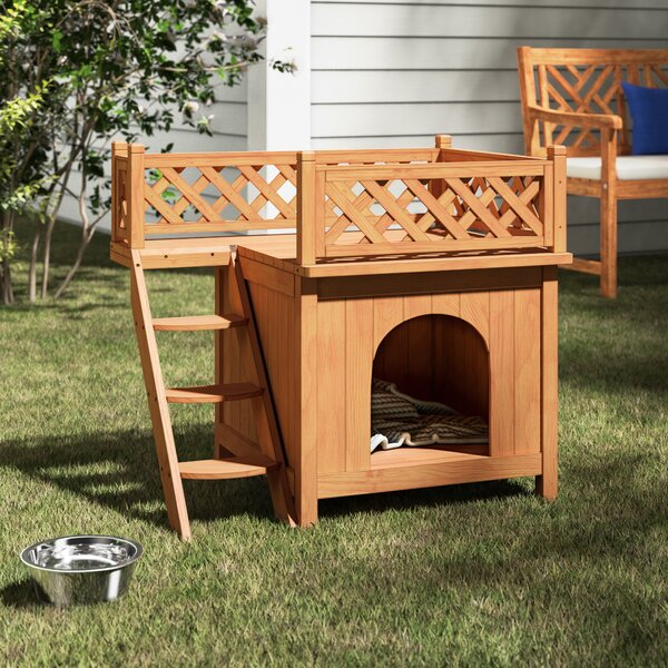 Astro Silvia Dog House by Tucker Murphy Pet