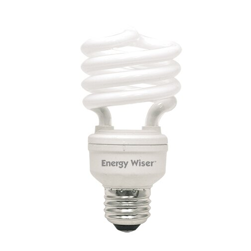 Compact Fluorescent Light Bulb (Set of 7) by Bulbrite Industries