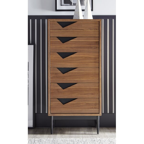 Bobby Berk Wenck Tall Chest By A.R.T. Furniture by Bobby Berk + A.R.T. Furniture