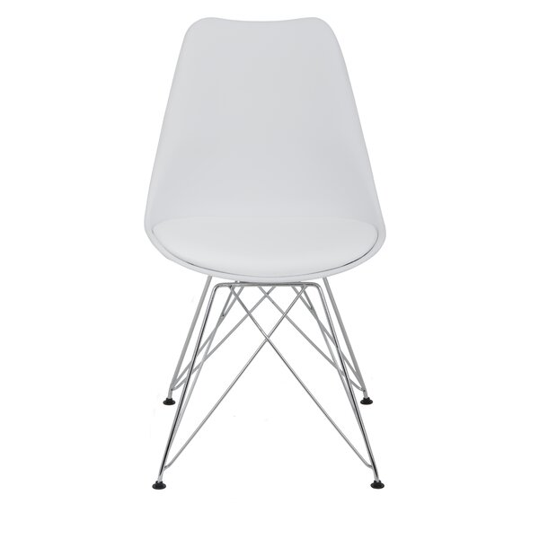 Schubert Upholstered Dining Chair by Wrought Studio