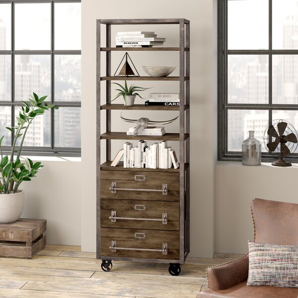 Haywa Etagere Bookcase by Trent Austin Design