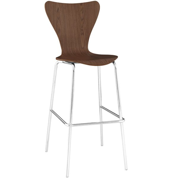 Strout 31 Bar Stool by Brayden Studio