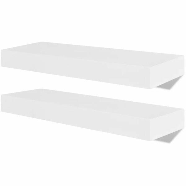 Dunbar Floating Shelf (Set of 2) by Ebern Designs
