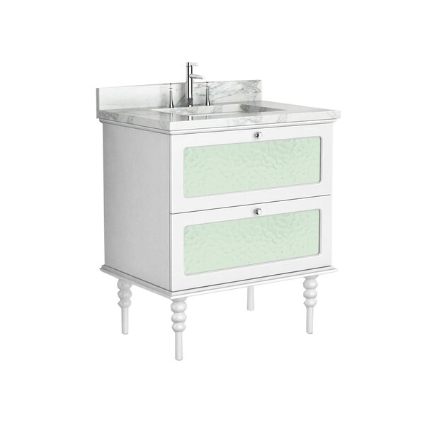 Agustina 24 Single Bathroom Vanity Set by House of Hampton