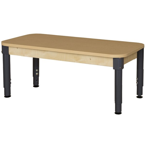 Rectangular Activity Table by Wood Designs