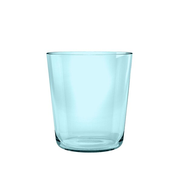 Gaige Simple Clear Dof 15.9 oz. Plastic Cocktail Glass (Set of 6) by Wrought Studio