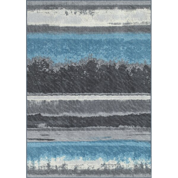 Horizons Blue/gray Area Rug By Dalyn Rug Co..