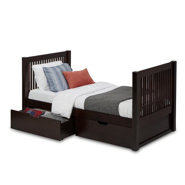 Rabon Twin Storage Platform Bed by Harriet Bee
