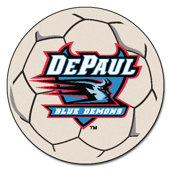 NCAA DePaul University Soccer Ball by FANMATS