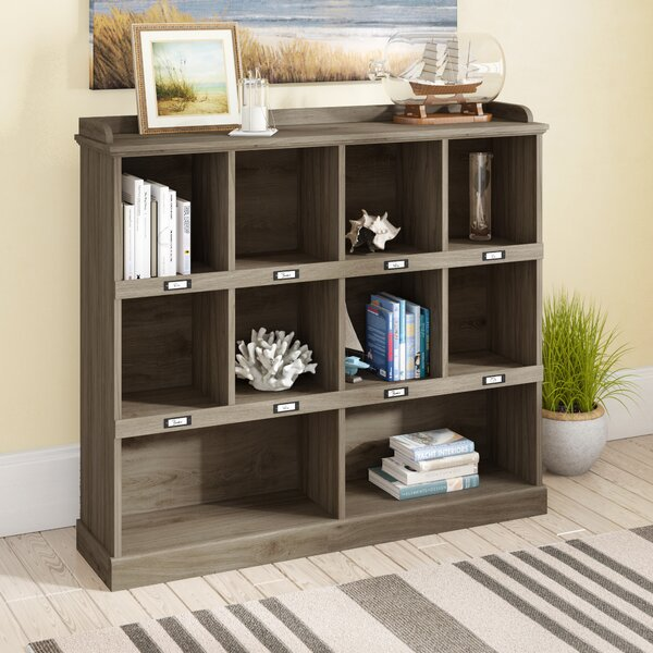 Bowerbank Cube Unit Bookcase by Beachcrest Home