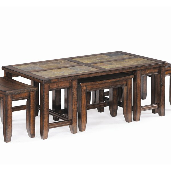Fredia Coffee Table by Loon Peak