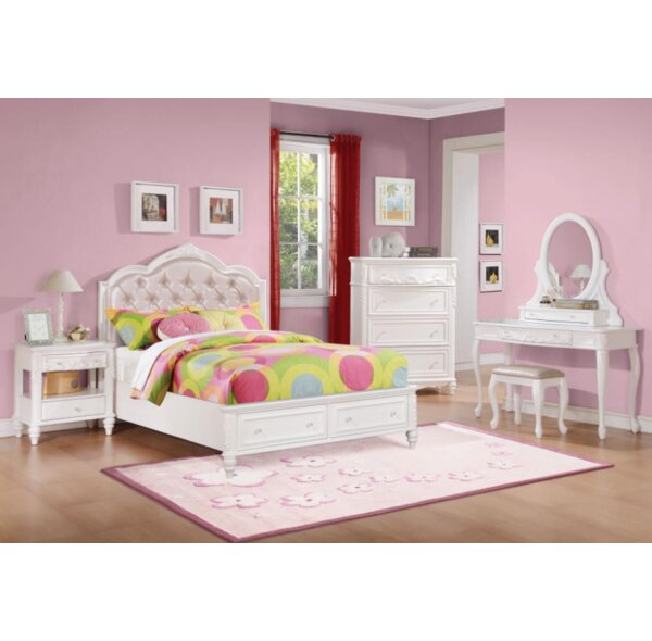 Diep Configurable Bedroom Set by Harriet Bee
