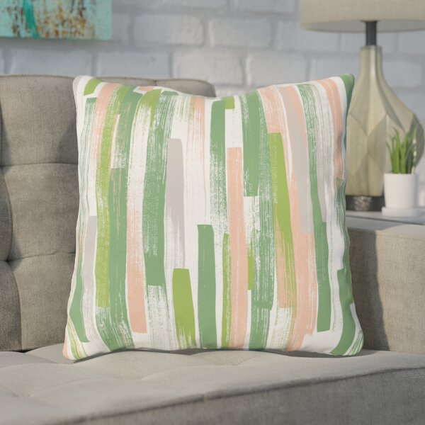Chambers Bay Spring Throw Pillow by Ivy Bronx