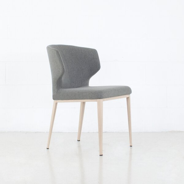 Stoehrs Upholstered Dining Chair by Ebern Designs Ebern Designs