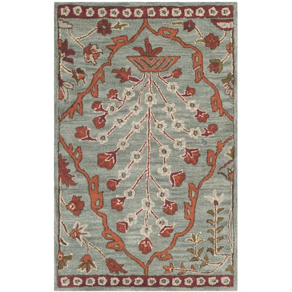 Colesberry Blue Area Rug by Charlton Home