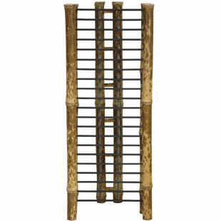 Bamboo Vertical Multimedia Tabletop Storage by World Menagerie