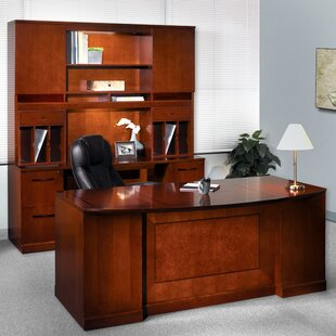 Sorrento Series 5-Piece Standard Desk Office Suite