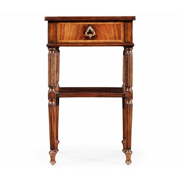 Buckingham 1 Drawer Nightstand by Jonathan Charles Fine Furniture