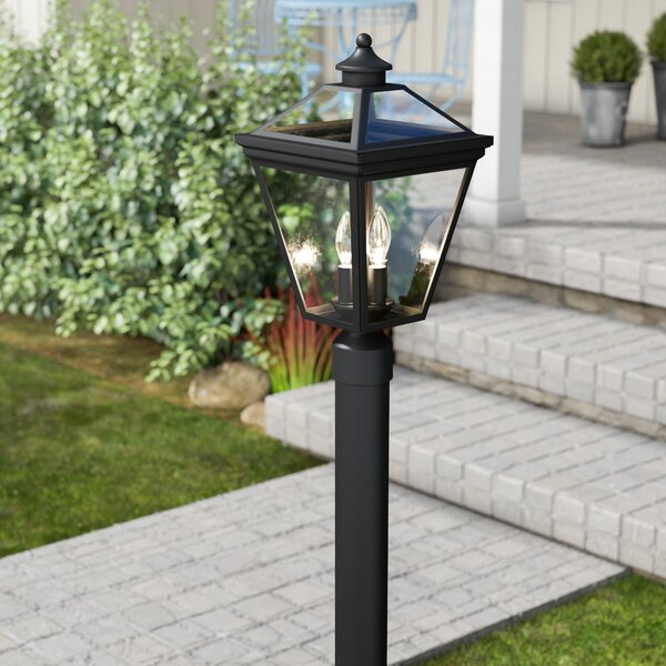 Coleg Outdoor 3-Light Lantern Head by Darby Home Co