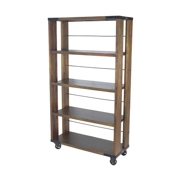 Kozak Etagere Bookcase by Latitude Run