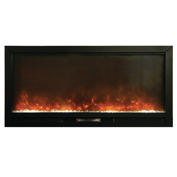 Dechant Wall Mounted Electric Fireplace by Orren Ellis