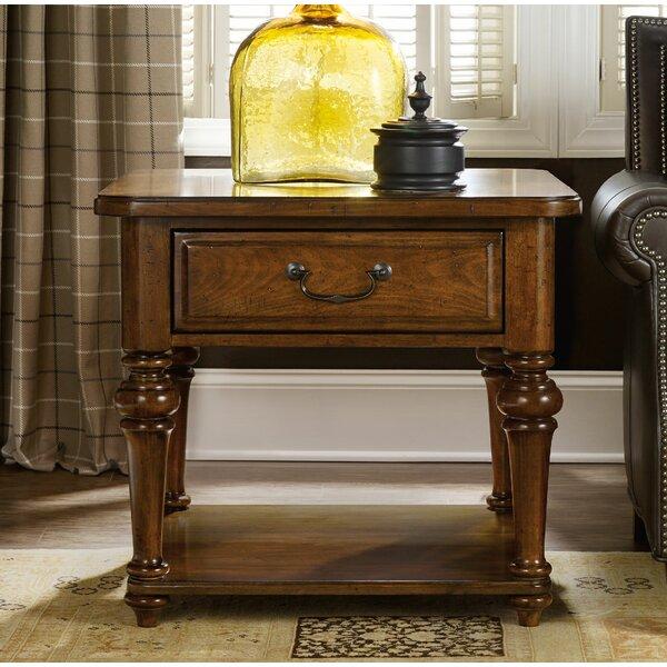 Hooker Tyne Castle End Table by Hooker Furniture