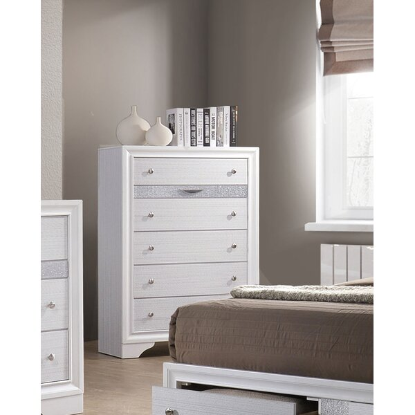 Hawkesbury 6 Drawer Chest by Mercer41