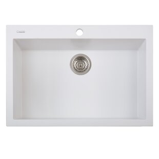 Vessel Kitchen Sink Vessel kitchen sinks youll love wayfair one series 30 x 20 single basin drop in version kitchen sink workwithnaturefo