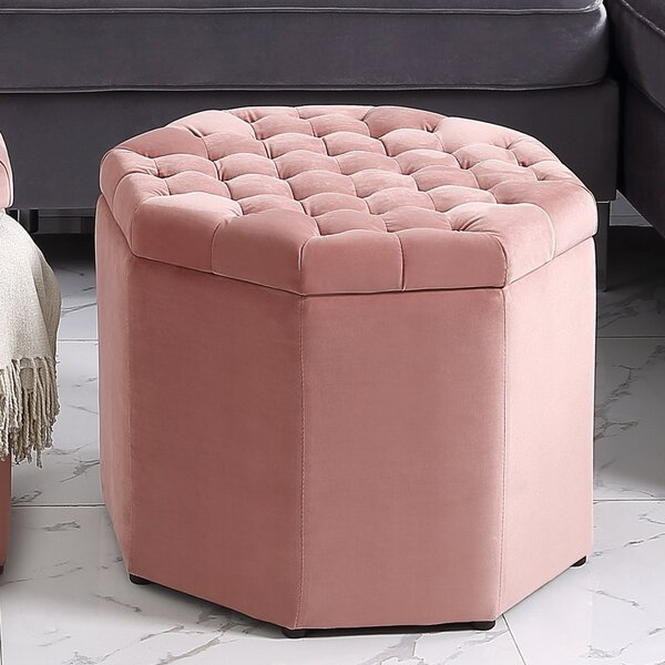 Protagoras Storage Ottoman by One Allium Way