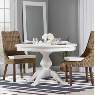 Zeinab Round To Oval Extendable Dining Table