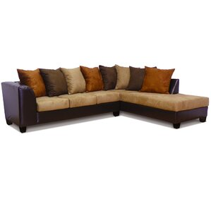 Burwood Sectional  sc 1 st  Wayfair : sleek sectional sofa - Sectionals, Sofas & Couches