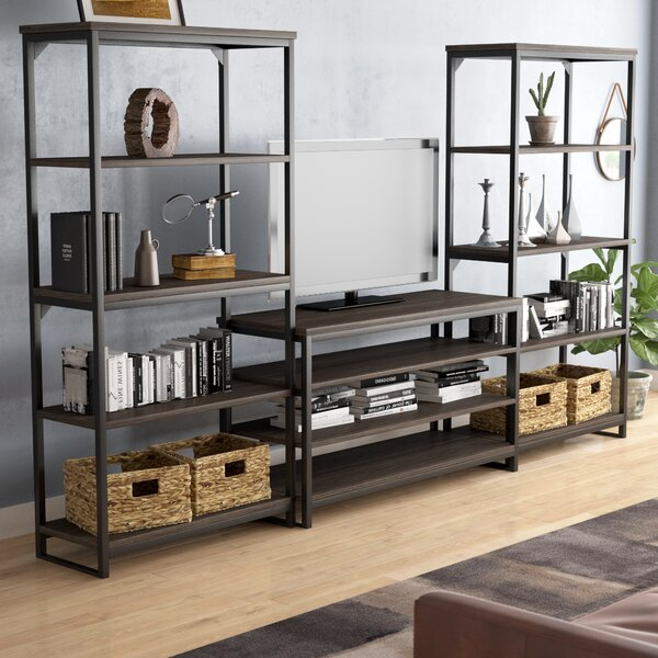 Sickels Entertainment Center by Trent Austin Design